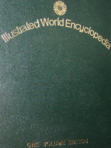 9780775466195: Bobley Illustrated World Encyclopedia One Volume Edition 1977 (Hardcover 1977 Printing, Ninth Edition)