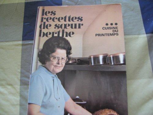 9780776005614: les recettes de soeur berthe: cuisine d'autumne