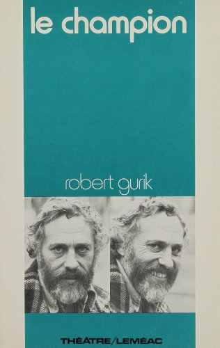 CHAMPION (LE): GURIK ROBERT