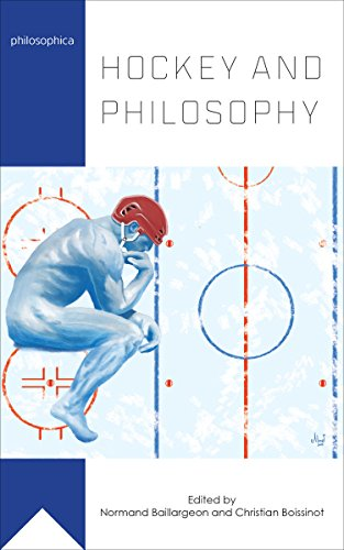 9780776622897: Hockey and Philosophy (Philosophica)