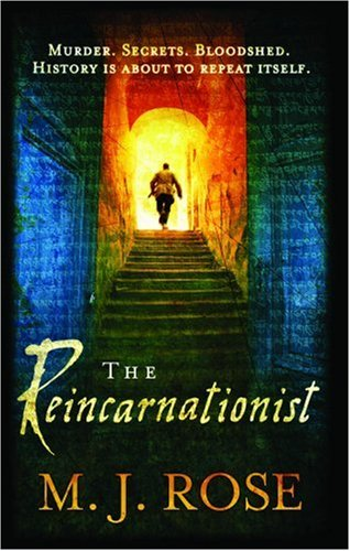 Reincarnationist (0778301974) by Rose, M. J.(Author)