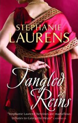 Tangled Reins (MIRA): Laurens, Stephanie