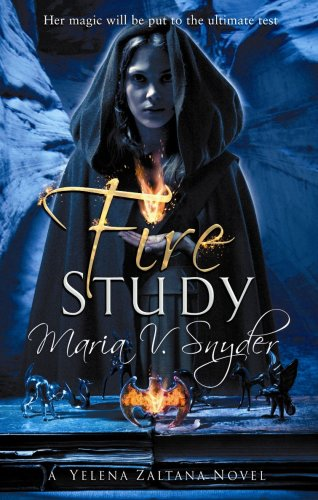 9780778302650: Fire Study (The Chronicles of Ixia)