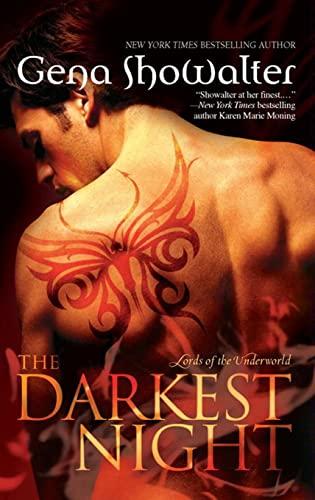 9780778303596: The Darkest Night (Lords of the Underworld, Book 1)