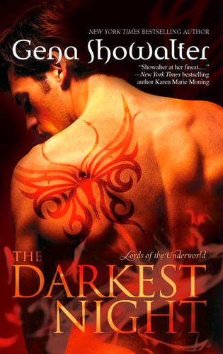 9780778303596: The Darkest Night (Lords of the Underworld, Book 1)