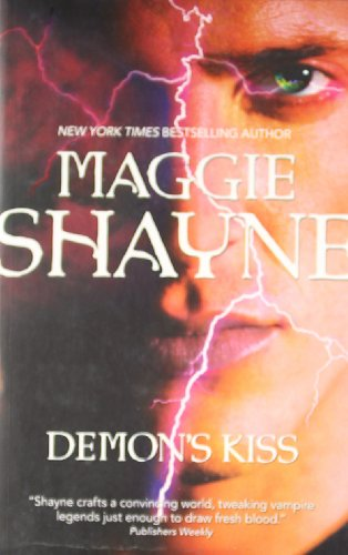 Demons Kiss (0778303705) by Maggie Shayne