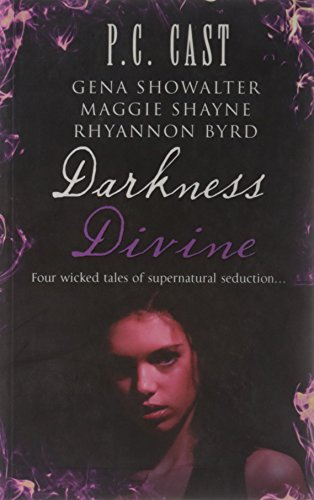 9780778304067: Darkness Divine: Divine Beginnings / The Amazon's Curse / Voodoo / Edge of Craving