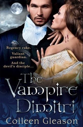 9780778304616: The Vampire Dimitri (A Book of the Regency Draculia)