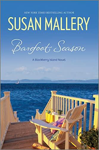 9780778313380: Barefoot Season (Blackberry Island)
