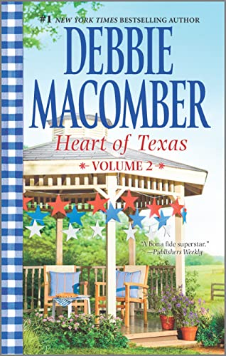 9780778314417: Heart of Texas Volume 2: Caroline's Child\Dr. Texas