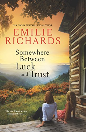 9780778314516: Somewhere Between Luck and Trust (Goddesses Anonymous)