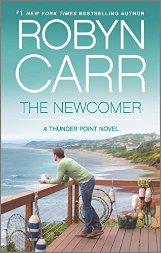 The Newcomer (Thunder Point): Carr, Robyn
