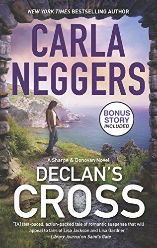 9780778316039: Declan's Cross (Sharpe & Donovan)