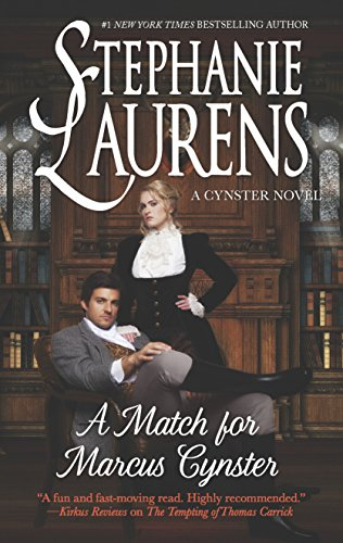 9780778318347: A Match for Marcus Cynster (Cynster Novels)