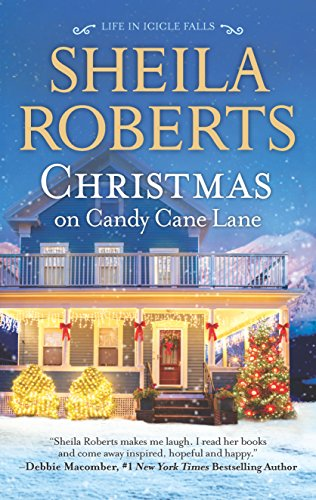 9780778318354: Christmas on Candy Cane Lane (Life in Icicle Falls)