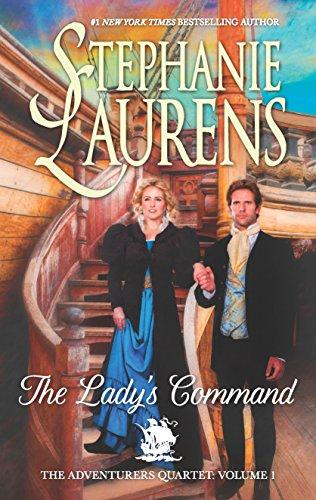 9780778318613: The Lady's Command (The Adventurers Quartet)