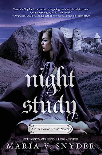 Night Study (Study Series): Maria V. Snyder