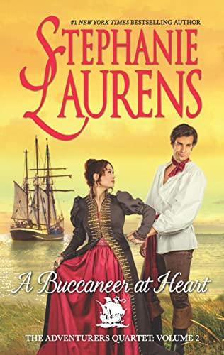 9780778318781: A Buccaneer at Heart (The Adventurers Quartet)