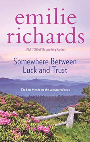 9780778318866: Somewhere Between Luck and Trust (Goddesses Anonymous)