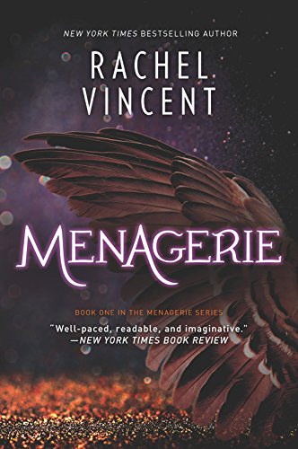 9780778319320: Menagerie (The Menagerie Series)