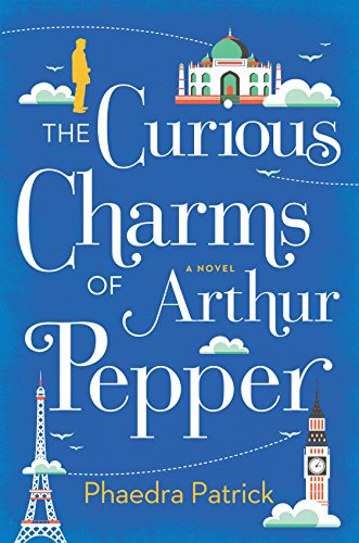 The Curious Charms of Arthur Pepper: Patrick, Phaedra