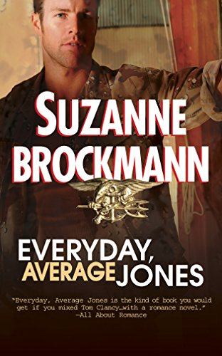 Everyday, Average Jones (Tall, Dark & Dangerous,: Brockmann, Suzanne