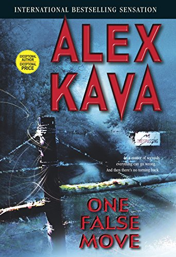 9780778320715: One False Move (Kava, Alex)