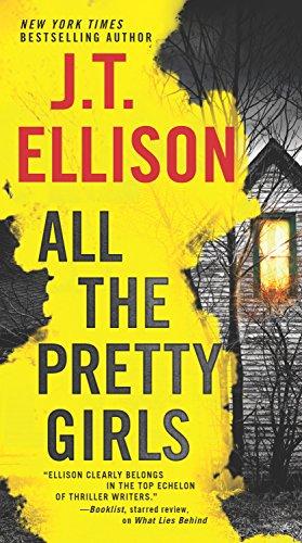 9780778320937: All the Pretty Girls: A Thrilling suspense novel (A Taylor Jackson Novel)