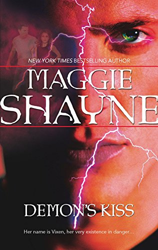 Demon's Kiss (Wings in the Night, Book 1) (9780778324973) by Maggie Shayne