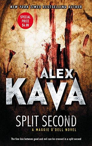 9780778326007: Split Second (Maggie O'Dell Novels)