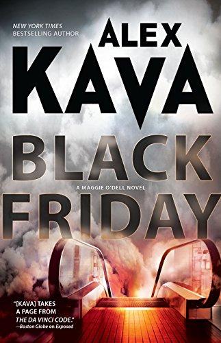 BLACK FRIDAY (SIGNED): Kava, Alex