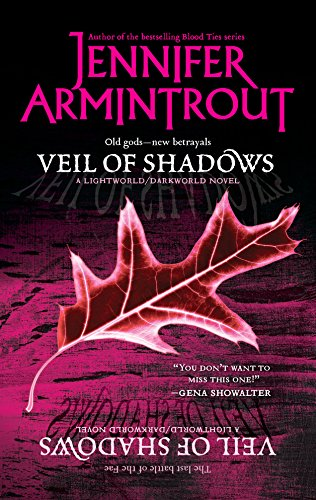 Veil of Shadows (Lightworld/Darkworld) (0778326780) by Jennifer Armintrout