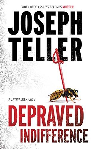9780778326915: Depraved Indifference (A Jaywalker Case)