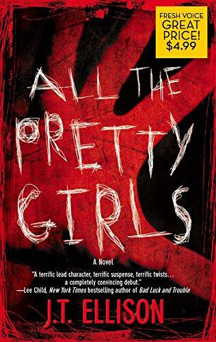 9780778327158: All The Pretty Girls (Taylor Jackson)