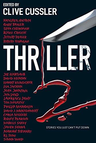 Thriller 2: Clive Cussler (Editor) ***SIGNED X12***
