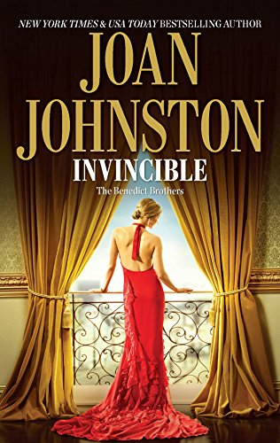 Invincible (The Benedict Brothers) (0778327574) by Joan Johnston