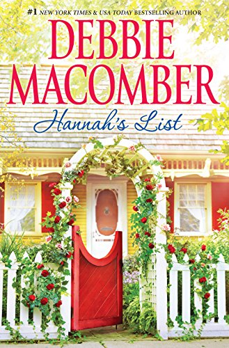 9780778327806: Hannah's List (A Blossom Street Novel)