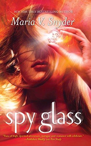 9780778328476: Spy Glass (Glass, Book 3)