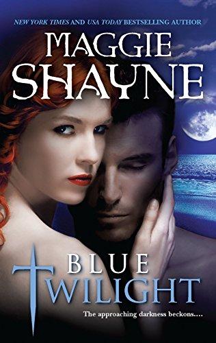 9780778328759: Blue Twilight (Wings in the Night)