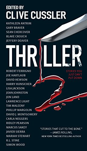 9780778328766: Thriller 2: Stories You Just Can't Put Down: Through a Veil Darkly\Ghost Writer\A Calculated Risk\Remaking\The Weapon\Can You Help Me Out Here?