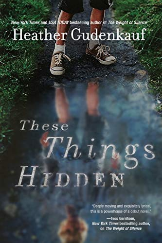 9780778328797: These Things Hidden: A Novel of Suspense