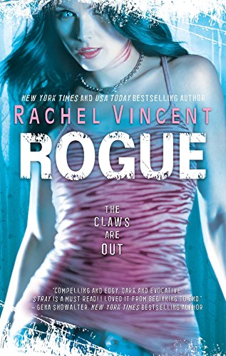 9780778329145: Rogue (Shifters Book 2)