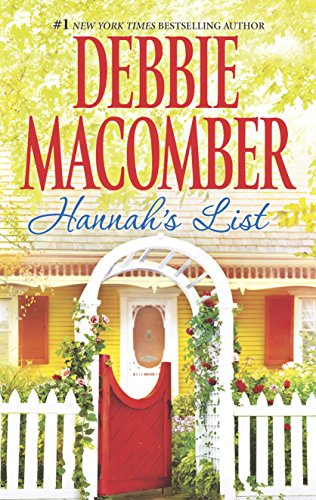 9780778329299: Hannah's List (A Blossom Street Novel)