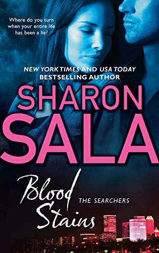 9780778329411: Blood Stains (Searchers (Mira))