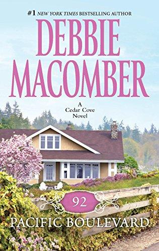 9780778329718: 92 Pacific Boulevard (A Cedar Cove Novel)