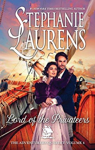 9780778330561: Lord of the Privateers (Adventurers Quartet)