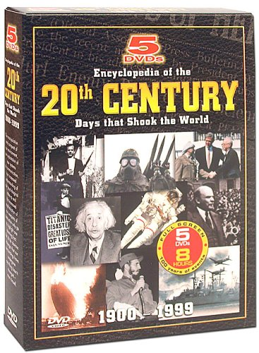 9780778622123: Encyclopedia of the 20th Century: Days That Shook the World