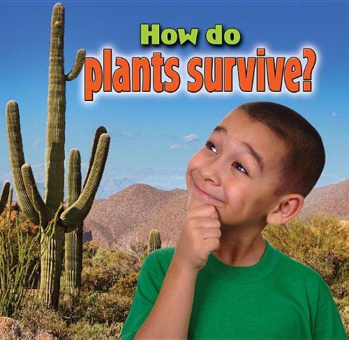 9780778700036: How Do Plants Survive? (Plants Close-Up)