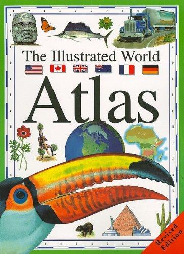 9780778700401: The Illustrated World Atlas