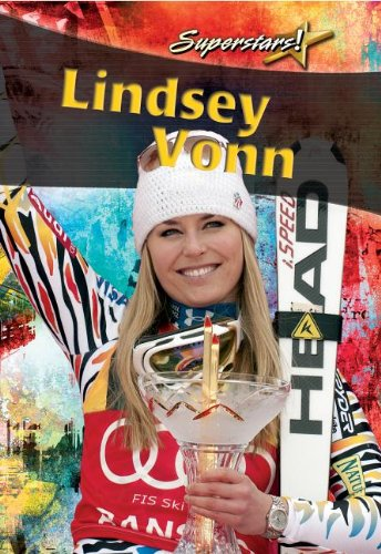 9780778700678: Lindsey Vonn (Superstars!)